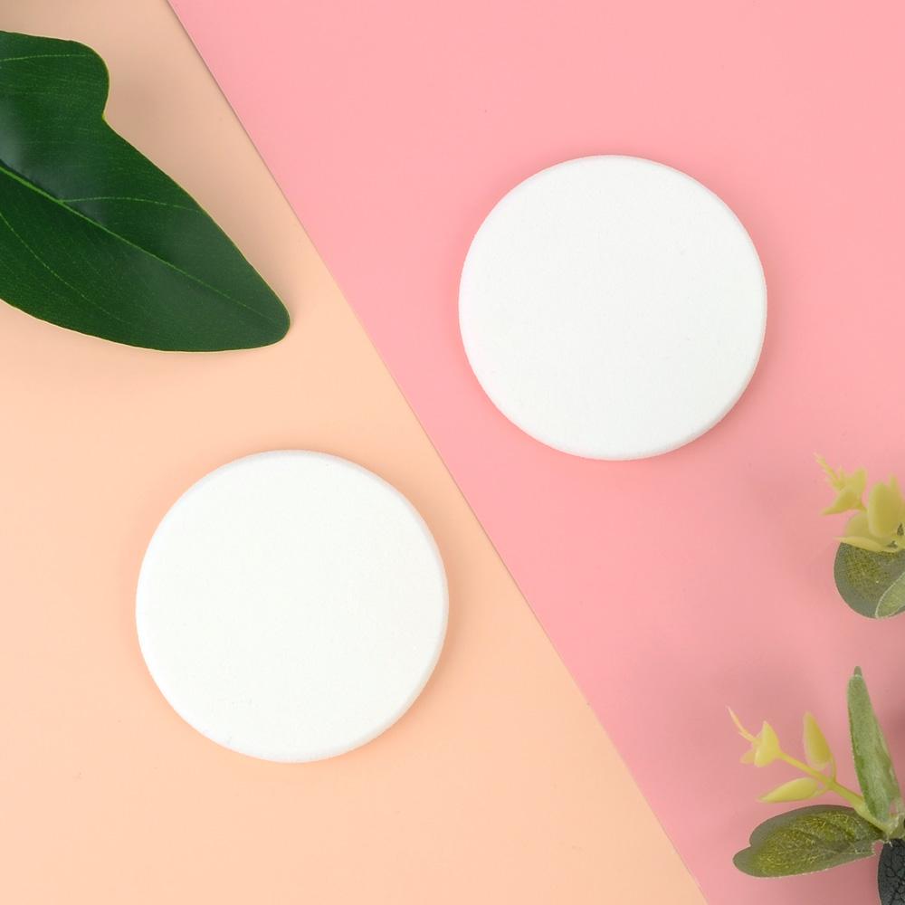 파운데이션 피부표현 화장 스펀지 5개  후로킹분첩 파우더분첩 커버력 클린징퍼프